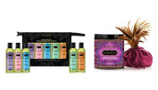 Kama Sutra Massage Tranquilly Kit & Honey Dust Raspberry Kiss