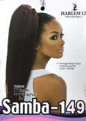 Harlem125 DrawString PonyTail Samba-149 Colour#T1B/118