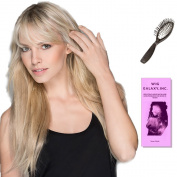 Hair In (Human Hair) by Ellen Wille, Loop Brush, & Wig Galaxy Hair Loss booklet (Bundle - 3 Items), Colour Chosen