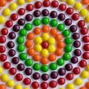 Skittles Rainbow Type Flavour Vapour - 120ml