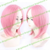 Flyingdragon Haruno Sakura Pink Heat Resistant Cosplay Wig