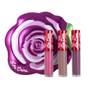 Lime Crime Velve-tins Liquid Matte Lipstick Mini Holiday Velvetine Trios