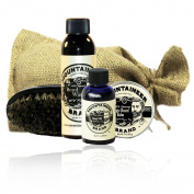 Beard Care Kit by Mountaineer Brand