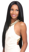 Sensationnel Empress Synthetic Custom Lace Front Edge Wig YAKI 30 (T1B/30) by Sensationnel