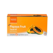 Vlcc Herbal Papaya Fruit Single Facial Kit 50 Gramme