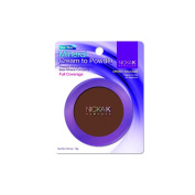 NICKA K New York Mineral Cream to Powder 15ml, MP202 Chocolate