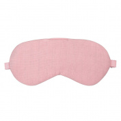 Plemo Sleeping Mask, Fully Breathable Modal Fabric Eye Mask Ultra-Soft Eye Cover