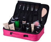 Seya Beauty Portable EVA Professional Makeup Case Pouch / Make Up Artist Organiser Bag