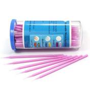 Q-COOL Eyelash Extension Lint Free Microbrush