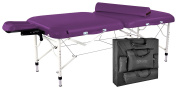 Master Massage 80cm Calypso Ultra-Light LX Massage Table Package 11kg Only