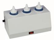 Ideal UL Three Bottle Gel/ Lotion Warmer - 240ml bottles