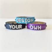 Design Your Own Wrist Wrap Bling Charm Bracelet Jewellery