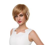 Asifen New Fashion Short Bob Human Hair Wigs for Women