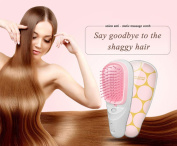 Carer Negative Ions Anti Static Massage Comb Repair Curly Hair Portable Washing Anion protection Combs