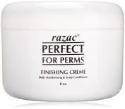 Razac Perfect for Perms Finishing Creme, 240ml by Razac