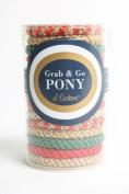 L. Erickson Grab & Go Merry Christmas Pony Tube