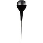 Hair Tamer Tint Brush with Metal Pin Tail