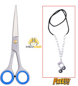 Professional Sand Coated Japanese Stainless Steel Barber Super Cut Hair Cutting Shears Scissors
