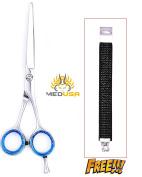 Professional Slim Model Polish Japanese Stainless Steel Barber Razor Edge Hair Cutting Shear Scissor