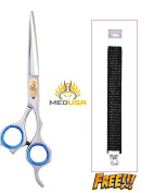 Professional Polish Japanese Stainless Steel Barber Razor Edge Hair Cutting Shears Scissors