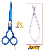 Professional High Quality Japanese Stainless Steel Barber Razor Edge Hair Cutting Shears Scissors 15cm