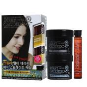 Avant-garde Dandelion Extract hair Relaxer Straight Cream:DIY Cream_ Vitamin E & C+High Collagen Ampule