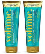 Proganix Soy Protein Plus Caffeine Volume Shampoo and Conditioner 250ml