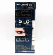 K-Palette 1 Day Tattoo Essence in shadow liner #01 Black X Brown