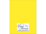 Accent Design Paper Accents ADP8511-5.8843 Fluorescent 22cm x 28cm Neon Yellow Cardstock