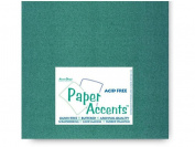 Accent Design Paper Accents ADP1212-25.879 No.80 30cm x 30cm Emerald Paper Pearlized Card Stock