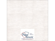 Accent Design Paper Accents ADP1212-25.128CB50 1X Heavy 50 Point 30cm x 30cm White 2 Side Chipboard Card Stock