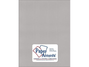 Accent Design Paper Accents ADP8511-25.372 No.80 22cm x 28cm Glacier Grey Recycled Card Stock