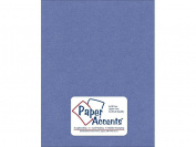 Accent Design Paper Accents ADP8511-25.8861C No.105 22cm x 28cm Blue Star Pearlized Card Stock