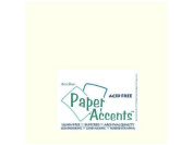 Accent Design Paper Accents ADP1212-25.893 No.80 30cm x 30cm Pearl Paper Pearlized Card Stock