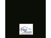 Accent Design Paper Accents ADP1212-250.127 No.80 30cm x 30cm Black Bulk Smooth Card Stock
