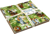 Pioneer Spirit 25cm Squares 42 Pieces Layer Cake Maywood Studio