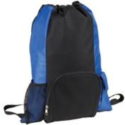 Ddi Islander Drawstring Tote/backpack In One