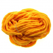 JYS Soft Roving Bulky Super Thick Big Spinning Hand Knitting Ply Yarn 35m