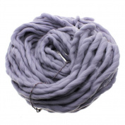 JYS Soft Roving Bulky Super Thick Big Spinning Hand Knitting Ply Yarn 35m