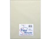 Accent Design Paper Accents ADP8511-5.943 22cm x 28cm Ivory Vellum