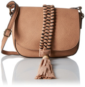 "T-Shirt & Jeans ""Sun Seeker"" Flap Cross Body Bag"
