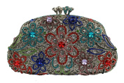 YILONGSHENG Crystal Evening Bags EB0079 Multicolor