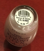 "VENUS DI VIOLET NL E27 Nail Polish Lacquer .150ml 1 Bottle ""New"""