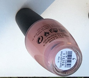 IN THE SPOT-LIGHT PINK NL F27 Nail Polish Lacquer .150ml 1 Bottle
