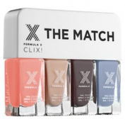 Formulz X The Match Clix! Light to Medium 4 x 5ml