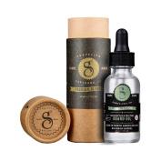 Suavecito Premium Blends Eucalyptus and Tea Tree Beard Oil
