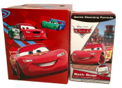 Disney PIXAR Cars- Novelty Facial Tissue and Bath Soap; 2-pc