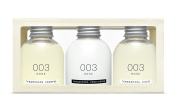 TAMANOHADA Amenities 003 Rose - Shampoo, Conditioner, and Liquid