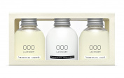 Tamanohada Amenities 000 Lavender - Shampoo, Conditioner, and Liquid