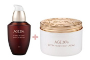 [AGE 20's] Honey Intense Energy Serum 70ml + Extra Honey Rich Cream 100g with Free gift